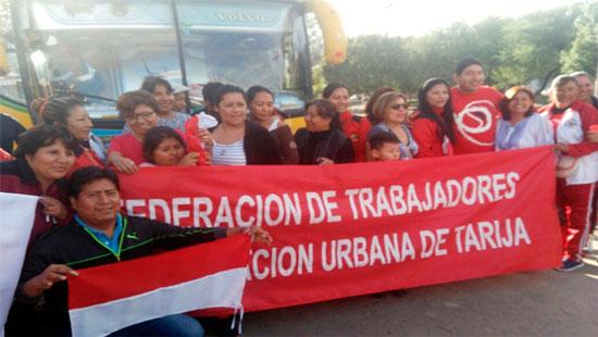 Los maestros urbanos de Tarija acatarán el paro y marcharán mañana
