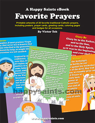 Happy Saints Happy Saints Favorite Prayers Ebook