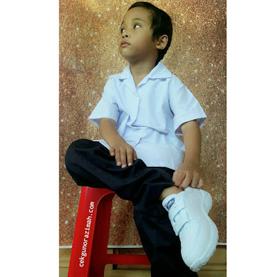 irfan, irfan hensem, Back to school photoshoot