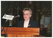 María Isabel Ríos Ruíz, Pregonera 1995