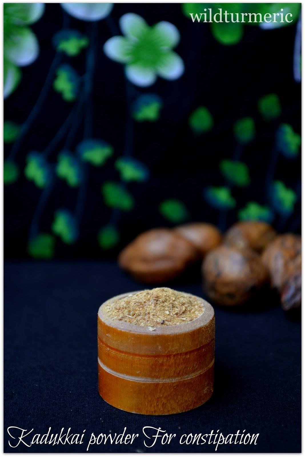5 Top Benefits, Uses Of Kadukkai Powder (Haritaki Powder) For Skin, Hair & Health!