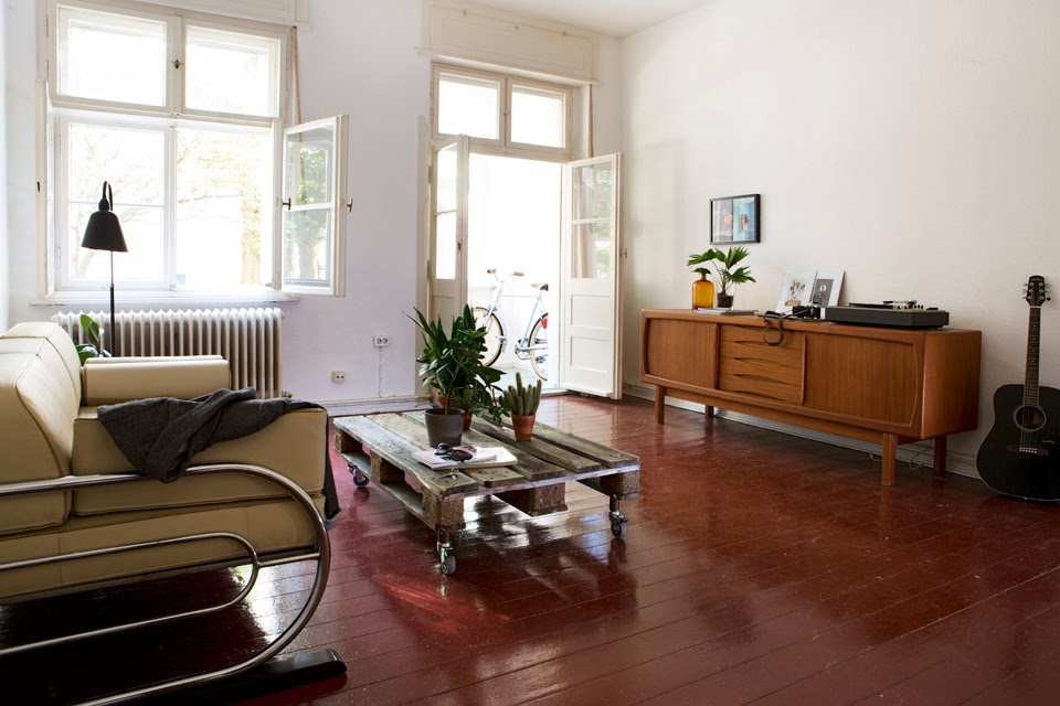 El blog de demarques decoracion vintage de un apartamento for Decoracion vintage para apartamentos