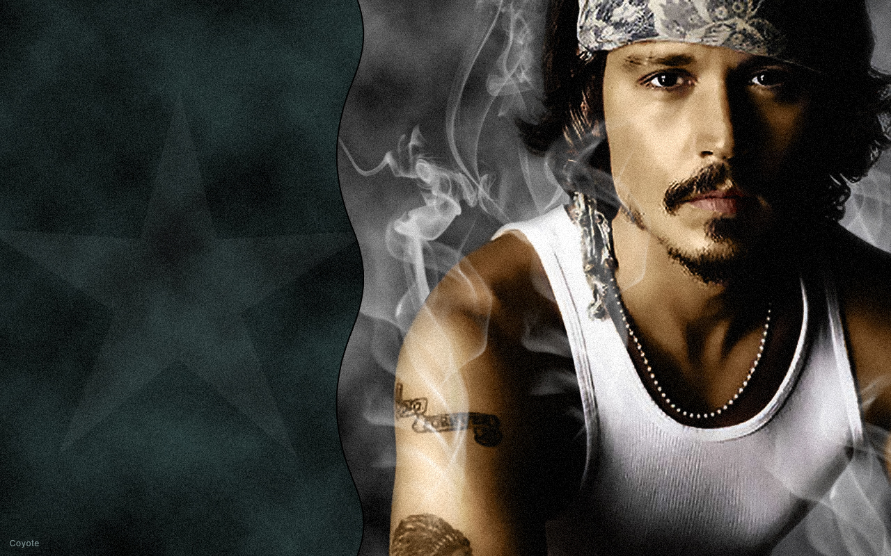 Top 10 Best Hollywood Actor Johnny Depp Hd Wallpaper And