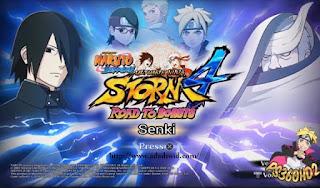 Naruto SUNS 4 Road To Boruto v1.2.0 by Rismansyah & Ashar