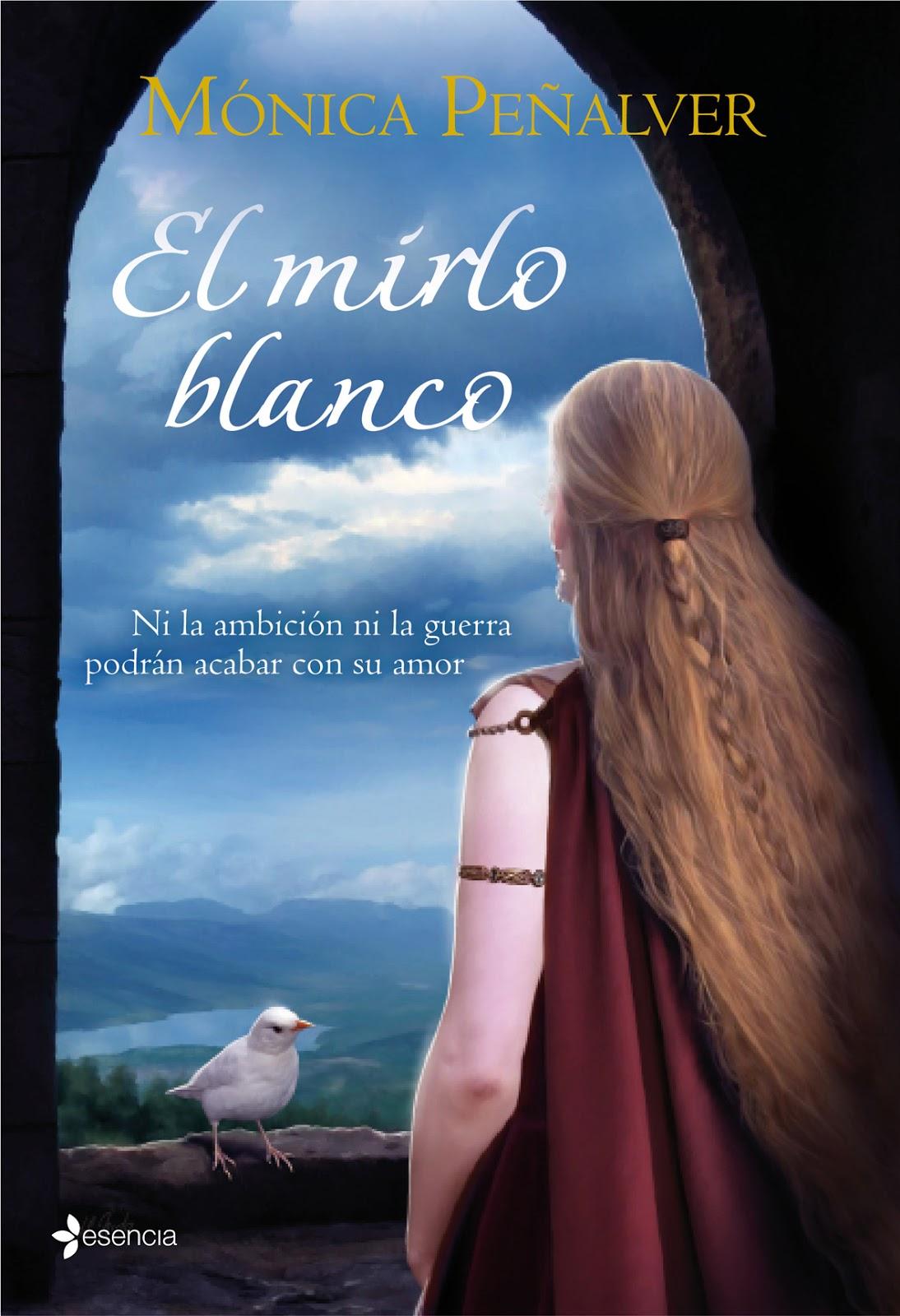 El Mirlo Blanco – Mónica Peñalver