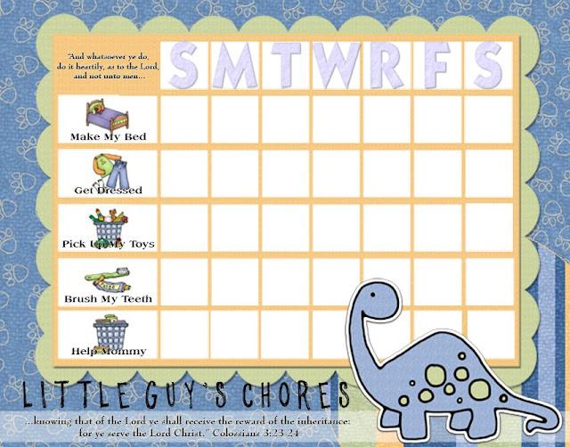 Doc750578 Chores Schedule Template Free Kids Chore Chart – Chores Schedule Template