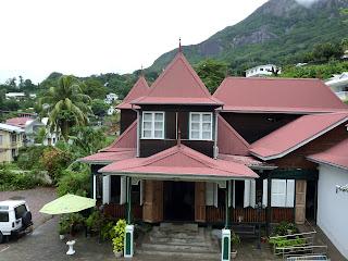 Restaurant Marie-Antoinette - Victoria - Mahé - Seychelles