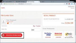 Cara Mudah Berbelanja Melalui AliExpress