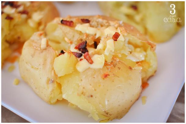 como fazer batatas ao murro