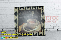 Poster Frame Wall Deco Print Art Coffee