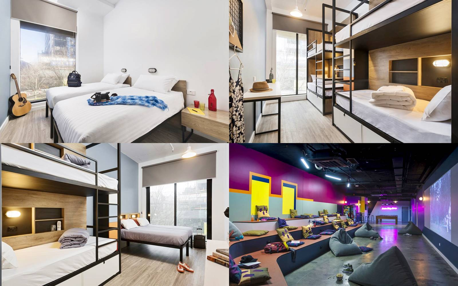 伯斯-市區-住宿-推薦-飯店-旅館-民宿-酒店-公寓-伯斯G青年旅館-Hostel G Perth-便宜-CP值-自由行-觀光-旅遊-Perth-hotel