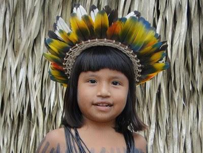 nomes indigenas