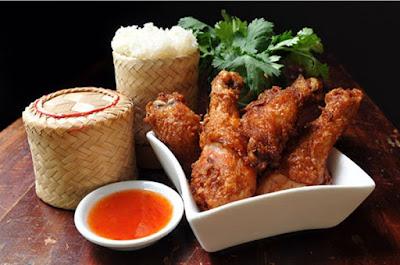 Resep Ayam Goreng Renyah Ala Bangkok Thailand