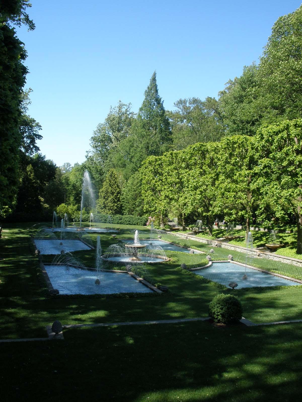 Pictures Of Garden Pathways And Walkways: Picture Of Elegance Blog: Longwood Gardens