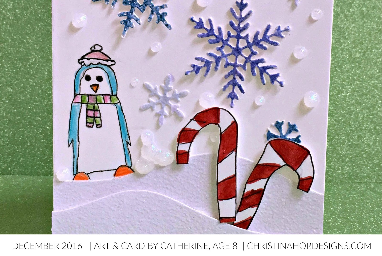 holiday cards for kids at nationwide children hospital