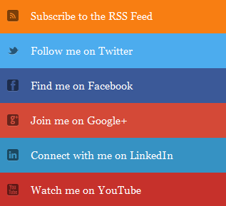 Thesis like Social Media Subscription Widget For Blogger : eAskme