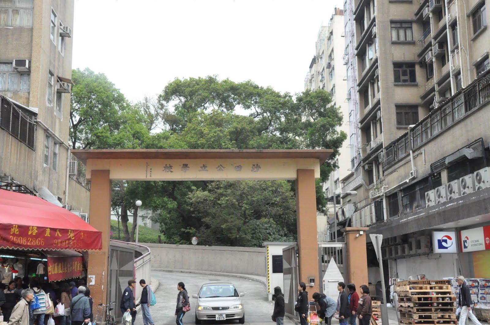 沙田公立學校 1954-1982 Shatin Public School: 畫廊2