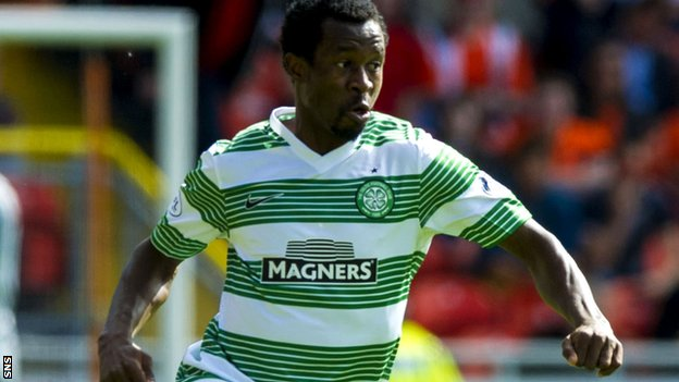 Super Eagles defender Efe Ambrose signs new 4-year contract with Celtic