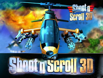 Download Game SHOOT N SCROLL 3D Portable For PC Gratis