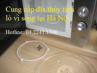 Bán đĩa thủy tinh trong lò vi sóng National