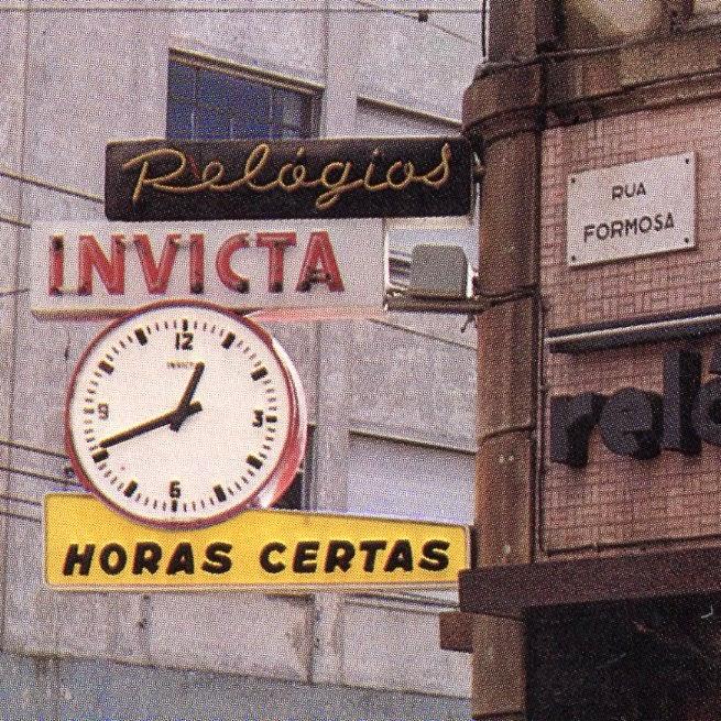 8d74435ae83 Estação Cronográfica  Calendários - relógios públicos do Porto ...
