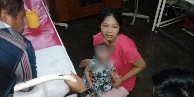 Ibu di Medan bungkus bayinya dalam plastik lalu dihanyutkan ke sungai