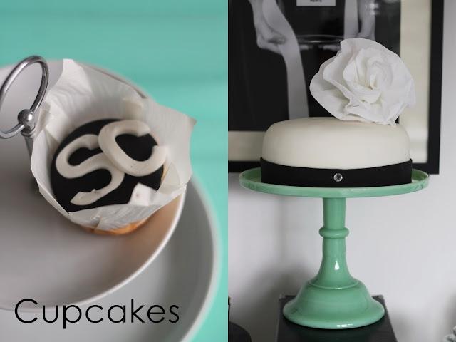 Fondant Cupcakes machen