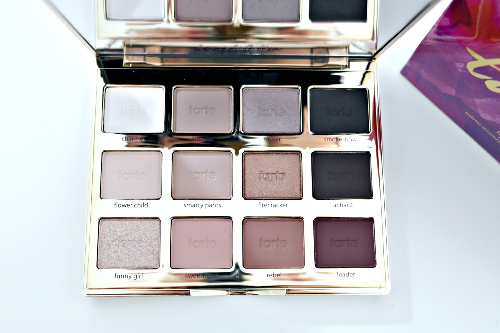 Tarte Tartelette 2 In Bloom Amazonian Clay Palette Review
