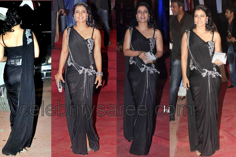 Not understand Kajol latest sarees in bollywood