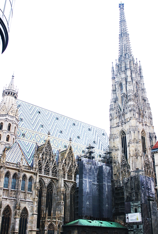 St. Stephen Cathedral Vienna Katedrala Svetog Stefana Bec