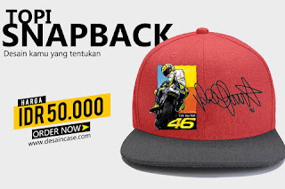 Download Mockup Custom Topi SNAPBACK
