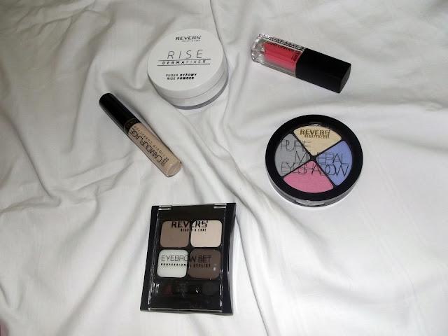 Revers- kosmetyki do makijażu