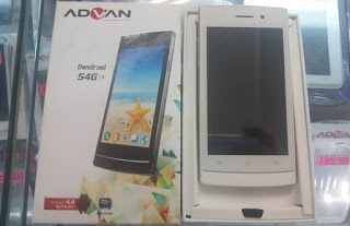 Cara Flash Advan S4G Atasi Bootloop