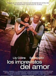 Los Imprevistos Del Amor (2014) Online