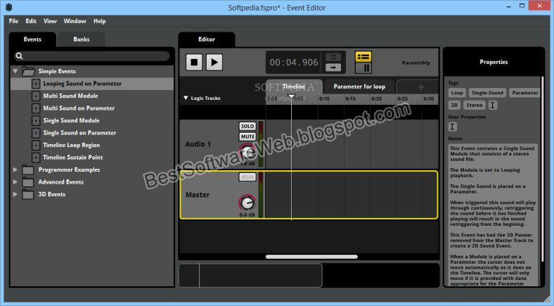 Download FMOD Studio 7.1.02 Free for Windows