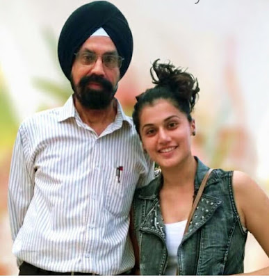 #instamag-taapsee-heads-home-to-surprise-dad-for-his-retirement