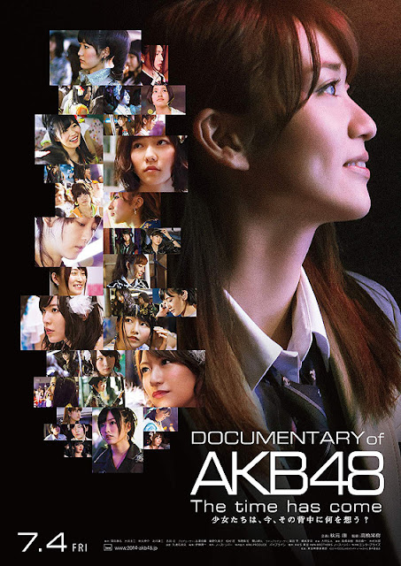 Sinopsis Documentary of AKB48: The Time Has Come (2014) - Film Jepang