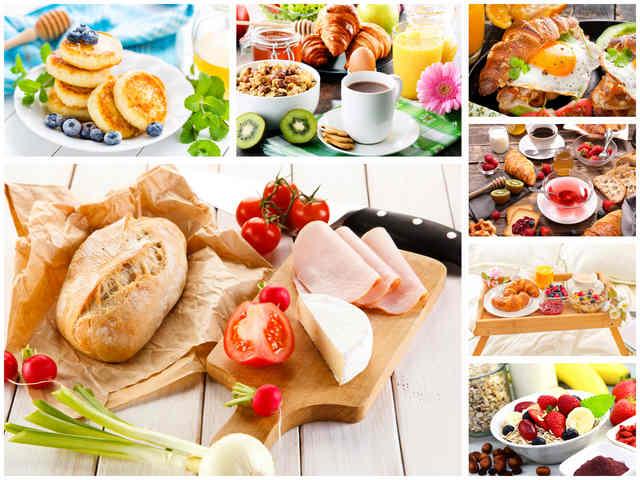 تحميل 7 صور جودة عالية لوجبات الفطور السريعة