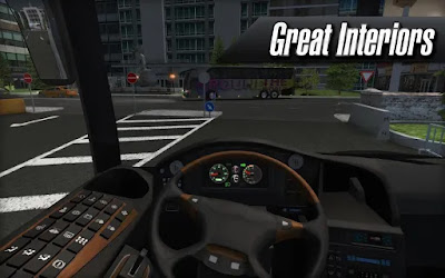 Coach Bus Simulator MOD APK + DATA