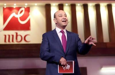 عمرو أديب, انتقال الإعلامي عمرو أديب إلى شاشة mbc مصر,