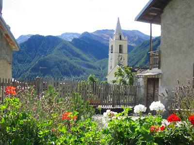 Usseaux, Val Chisone, Piemonte, Torino, Italia