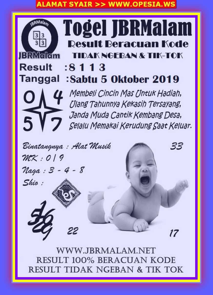 Kode syair Singapore Sabtu 5 Oktober 2019 54