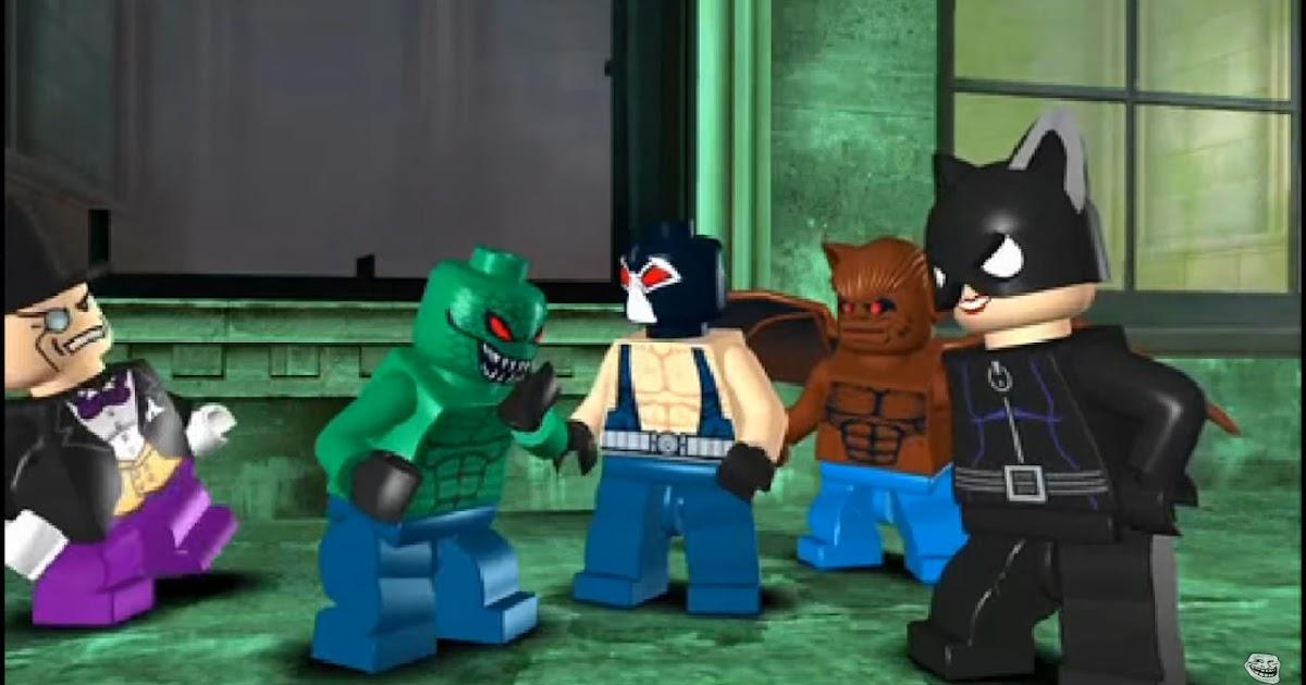 Cara Setting Grafis Game LEGO Batman Pada PPSSPP   Dukuntekno