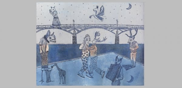 """""""Ποιητικά περιστατικά"""": Έκθεση χαρακτικής του Χριστόφορου Κατσαδιώτη στο Ναύπλιο"""