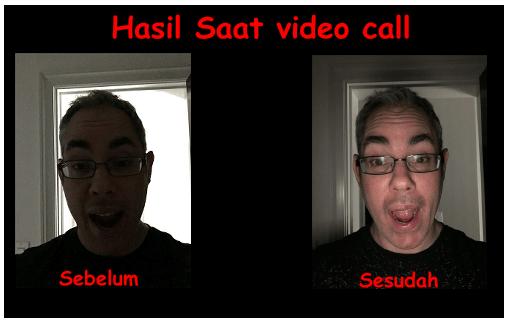 Kamera Depan Gelap Saat Video Call? Begini Cara Mengatasinya