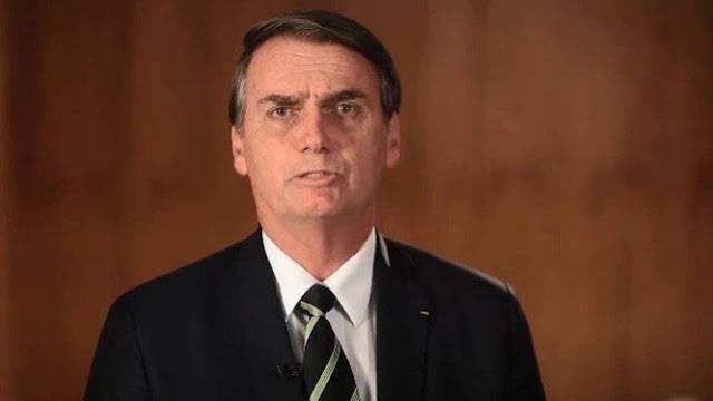 Trump receberá Bolsonaro no próximo dia 19 de março na Casa Branca