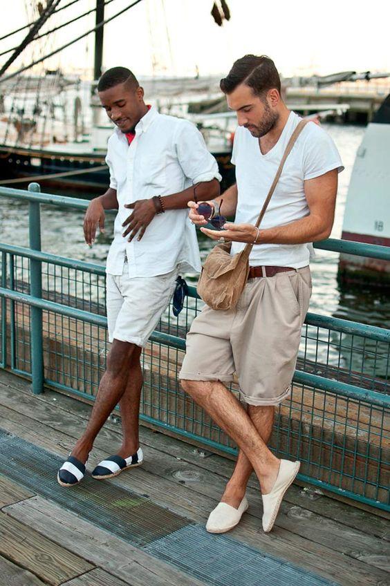 Look masculino Alpargatas carnaval