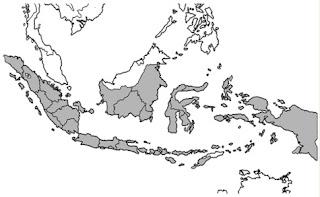 Perkembangan Jumlah Provinsi di Indonesia