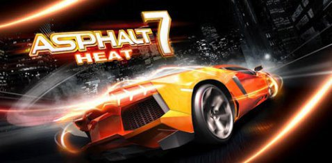 Free Download Game Asphalt 7 Heat Apk Data