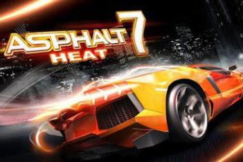 Asphalt 7 Heat v1.1.2h Apk + Data Mod Unlimited Money